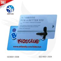 Free sample and design available blank identity business card for ID card printer