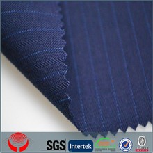 polyester viscose wool blend garment blazer fabric to make blazer