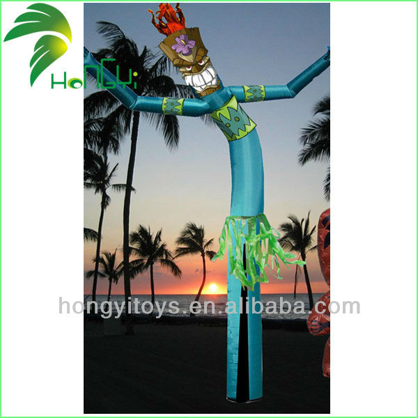 Customized Halloween Decorative Inflatable Air Dancer Clown Dancer, Air Dancers Light for Sale