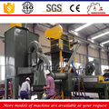 stone paver blocks shot blasting machine