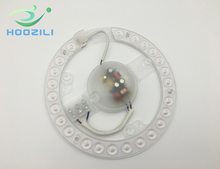 LED module lights china 2835 220V round ceiling light led module