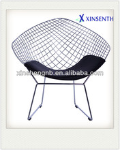 moden wire chair