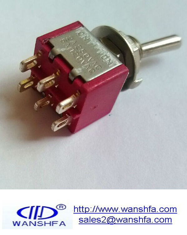 aircraft toggle switch KN1-202