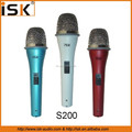handheld condenser battery operated microphone