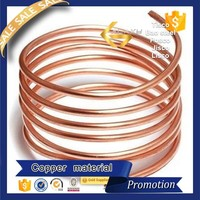 Trade assurance copper tube coil for air condition mini copper