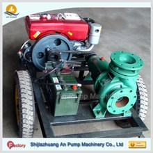 5hp diesel engine farm agriculture irrigation end suction water pump