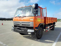 Dongfeng Right hand drive 4x2 6 wheel 10 ton Cargo Van Truck Price cheap for sale