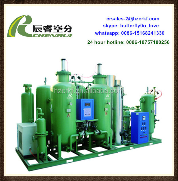 Full automation high quality nitrogen membrane unit