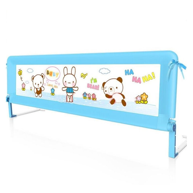 Anti-pinch Hand Baby Guard Rail Portable Child Bed Rail For Sale