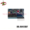 433mhz remote control 2272 decode Wireless receiving module