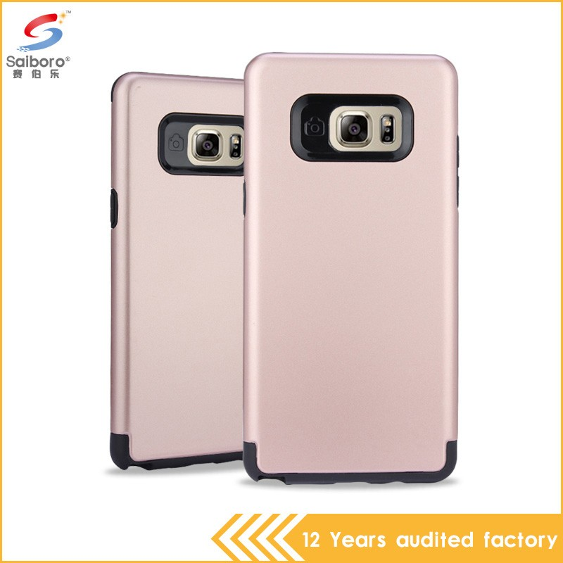 OEM bulk cheap tpu pc waterproof mobile phone case for Samsung galaxy note 7 case