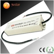 Waterproof Constant Current 100w meanwell driver IP67 Power supply 100w 12v
