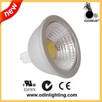2015 new design diameter 50mm High brightness 7W MR16 LED spot light with UL CE Rohs Erp improved