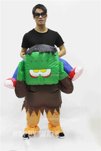 HI Carnaval Halloween Inflatable Costume, Inflatable fat Costume