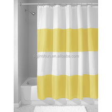 Body shield dropped shower curtain bathroom shower cushion liner