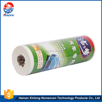 Eco friendly Promotion Custom dry cleaning nonwoven fabric car cleaning products cloth