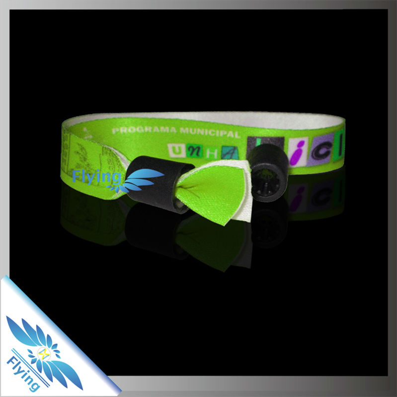 custom Wrist band any design made in china merchandise