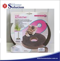 cat toys interactive free samples pet cat scratcher cardboard toys 2015