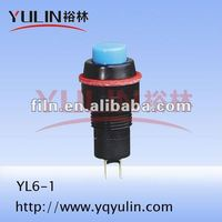 YL6-1 latching oven pushbutton switch working