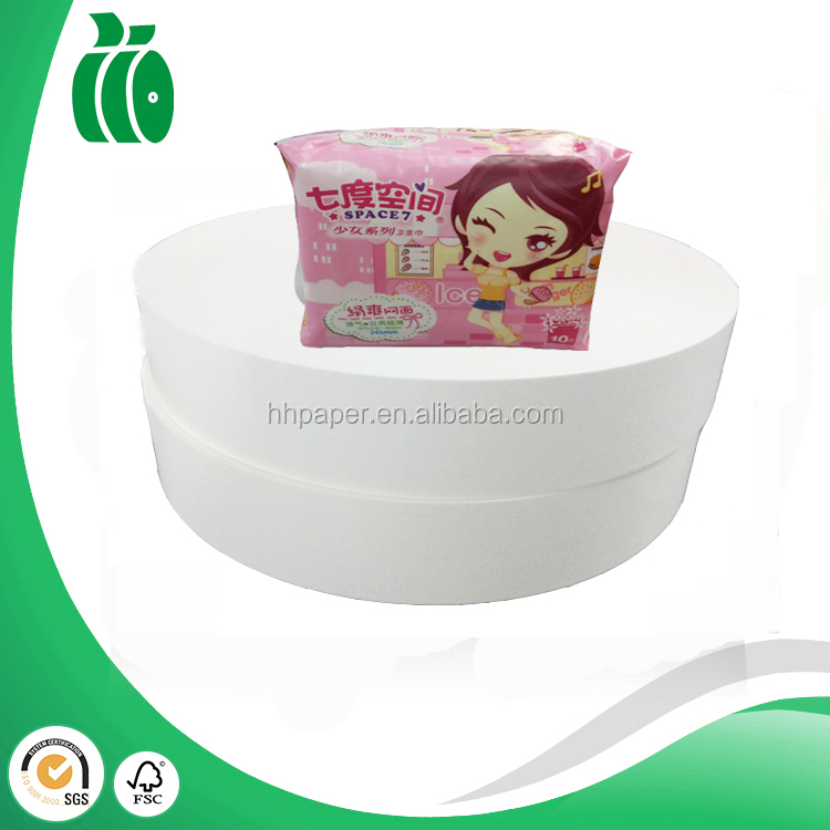 Sanitary napkins raw materials- Release Paperr,release paper for sanitary napkin