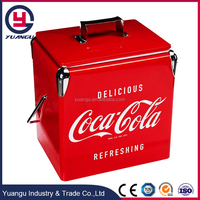 Promotion Metal Custom Ice Cooler Box
