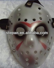 TZ-B71 High Quality Halloween English Movie mask PVC Jason Masks