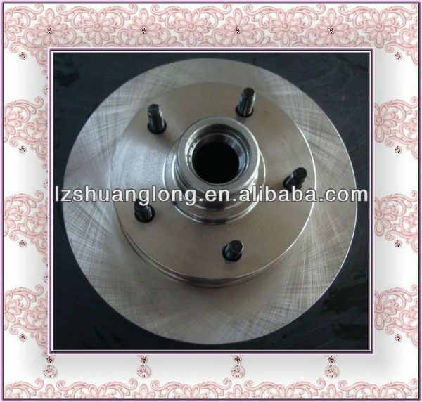 MODIFIED BRAKE DISC ROTOR !!! FORD CAR WHEEL DISC 54024