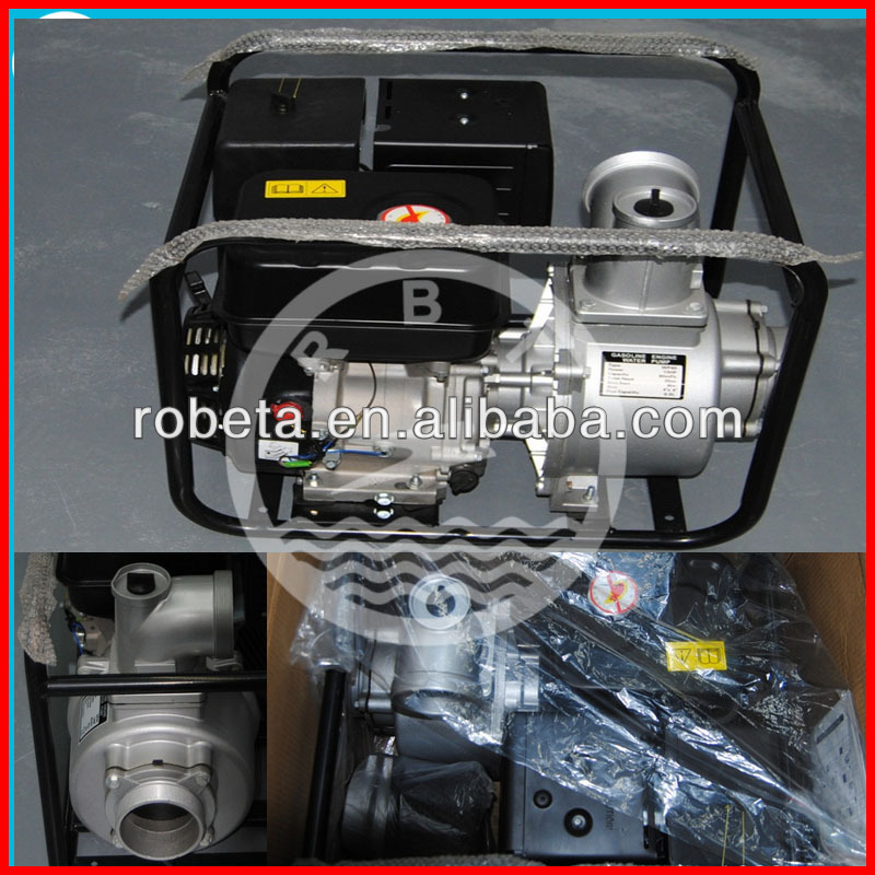 2014 best selling agricultural irrigation isuzu diesel water pump