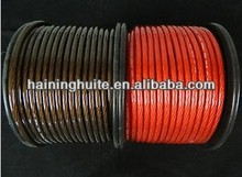 NEW 4 GAUGE WIRE 150FT RED/BLACK PRIMARY POWER /CAR AUDIO SYSTEMS