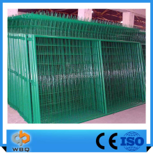 Knotted Wire Mesh Fences For Animal Control