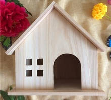 Wholesale Antique wooden bird cage/house