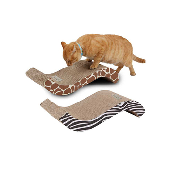 Factory Price Cat Corrugated Scratching Boards Cat Scratching Post Importer
