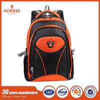 Wholesale Nylon Large Capacity Backpack Laptop Bag