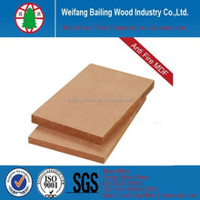 fire rated mdf board with competitive price