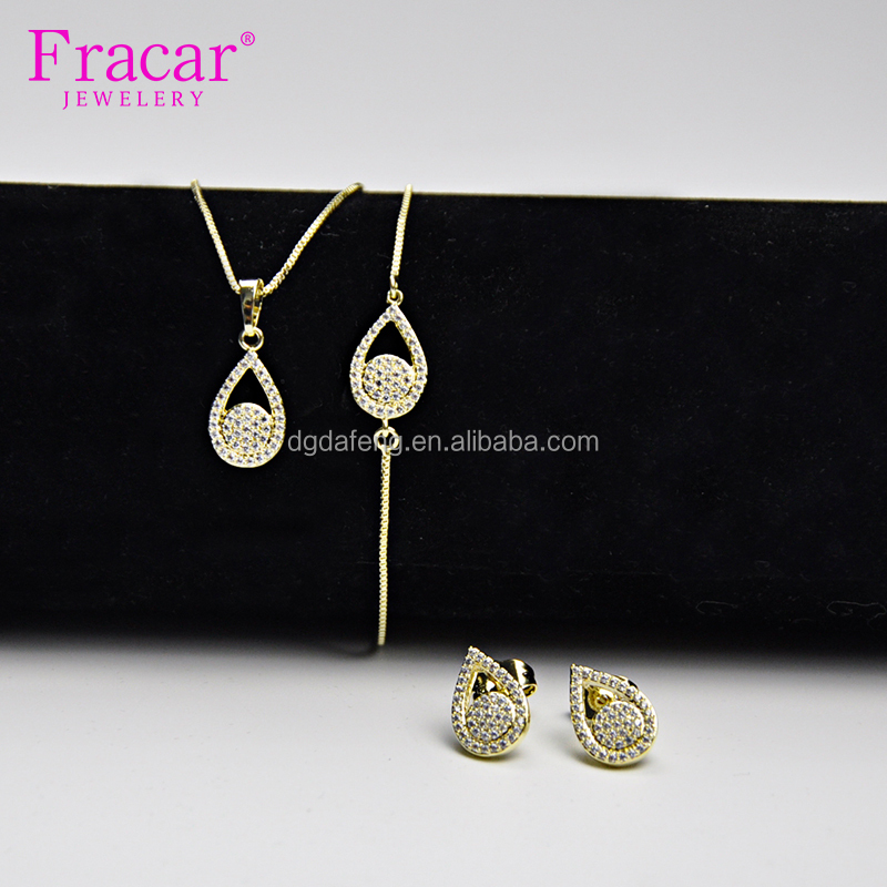 FNEB104 Fracar Fake 925 Sterling Silver <strong>Jewelry</strong> for Women Wedding <strong>Jewelry</strong> Sets Earring