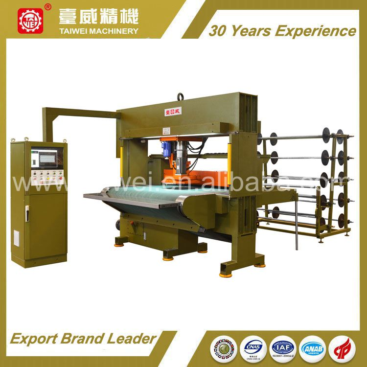 High Speed And Belt Style Computer Numerical Control Automatic Die Cutting Machine for Footwear