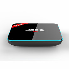 Q Plus Android TV BOX 6.0 2G/16G 3G/32G S912 Octa-core Set Top Box Wifi Media Player