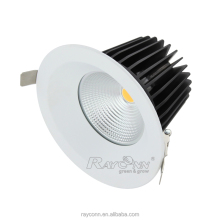 Modern indoor round LED ceiling light, 20W 30W 40W surface mounted LED ceiling downlight