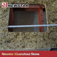 Newstar speckled granite countertops