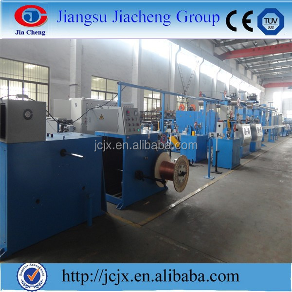 JCJX-90 PVC Electrical Power Cable Extruder or Extrusion Production Line
