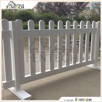 Unique Design Hot Sales Removable PVC Portable Fence