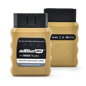 Hot New Arrival Adblue OBD2 Emulator for Iveco Trucks OBD2 and NOx Sensor Truck Connectors