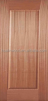 molded door skin, natural sand billy/Sapelli door skin