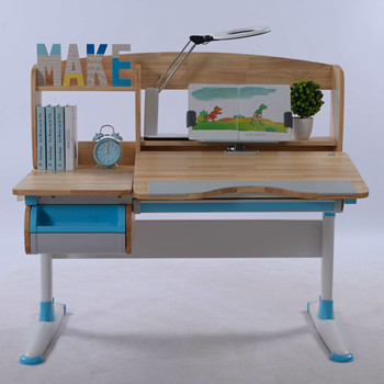 Adjustable Home Learning Wooden Desk