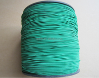 2mm high quality round elastic band for underwear