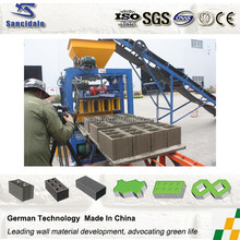 real estate construction equipment brick make machine project Hot sale alibaba sand and cement brick machine