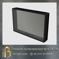 Custom high quality fabrication of aluminum windows and doors