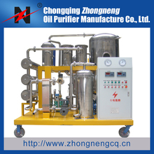 Vacuum Lubricating Oil Purification System | Oil Cleaning, Oil Filtering Plant TYA-50(50Liters/Min)