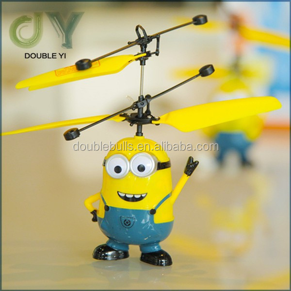 Custom Rc-helicopter Remote Control Aircraft Toy Gift Induction mini planes flying
