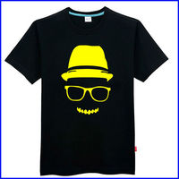 2013 fashion new style fluorescent 2 dollar hanes t shirt for sale